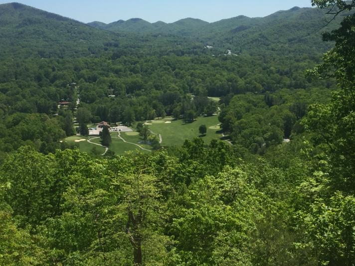 80 golfcourse view