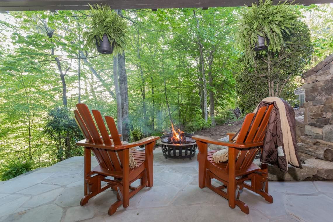 Fireside-View