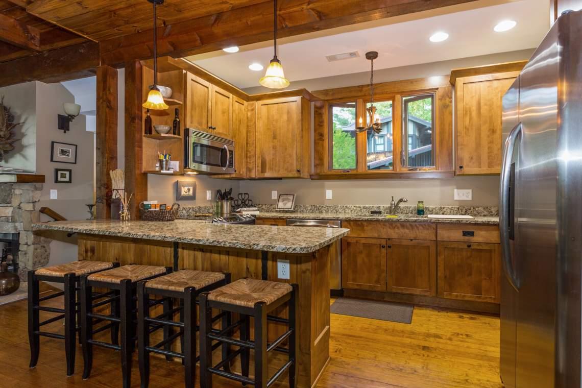 Kitchen-Front-View