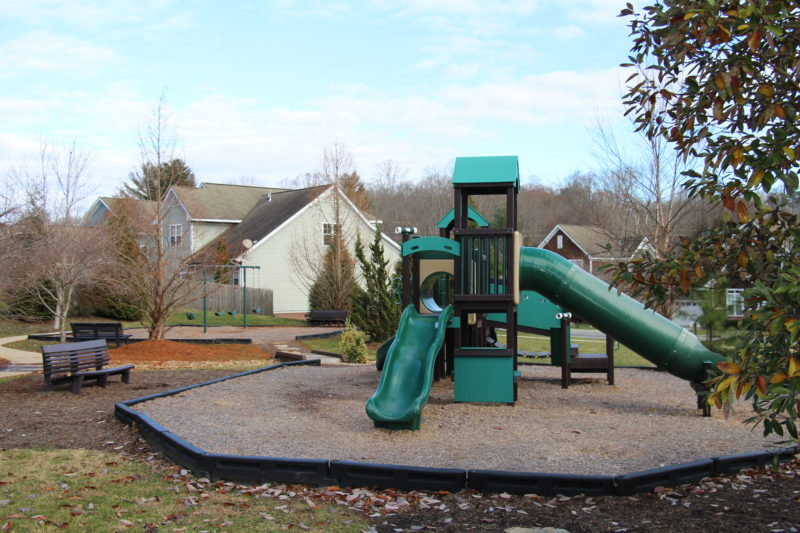 Playground in Ashley Woods