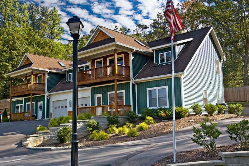 Black Mountain Condos and Townhomes
