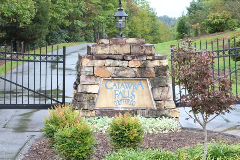 Land & Homes for Sale in Catawba Falls Preserve NC