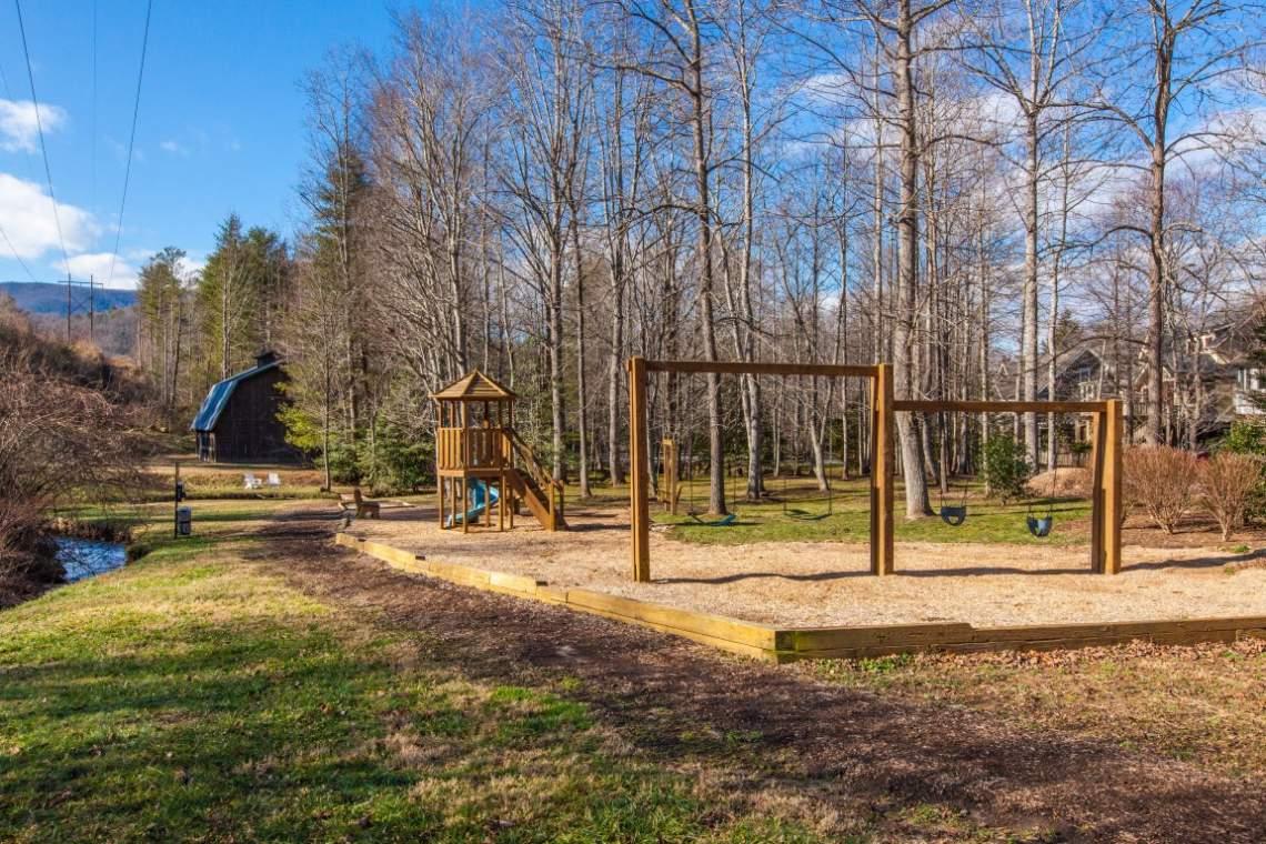 Playground at Cheshire