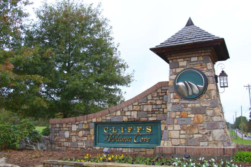 The Cliffs at Walnut Cove NC Properties for Sale