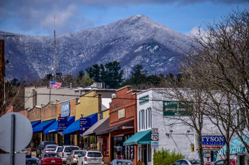 Homes for Sale Near Downtown Black Mountain