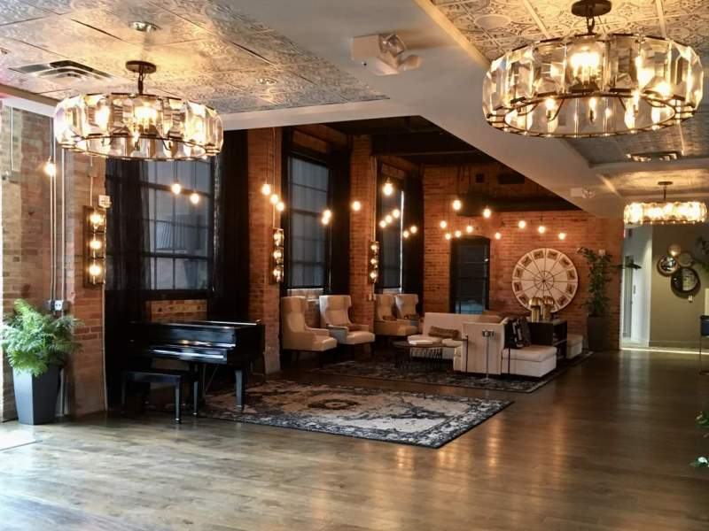 The Foundry's Lobby