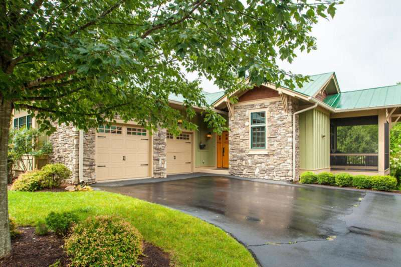 Nine South Townhomes for Sale – Black Mountain NC
