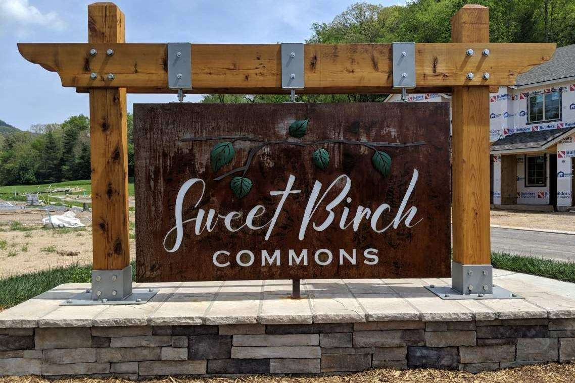 Sweet Birch Commons – Townhomes for Sale in Black Mountain