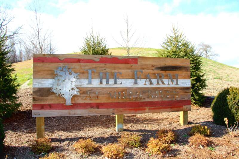 The Farm at Mills River NC Land for Sale