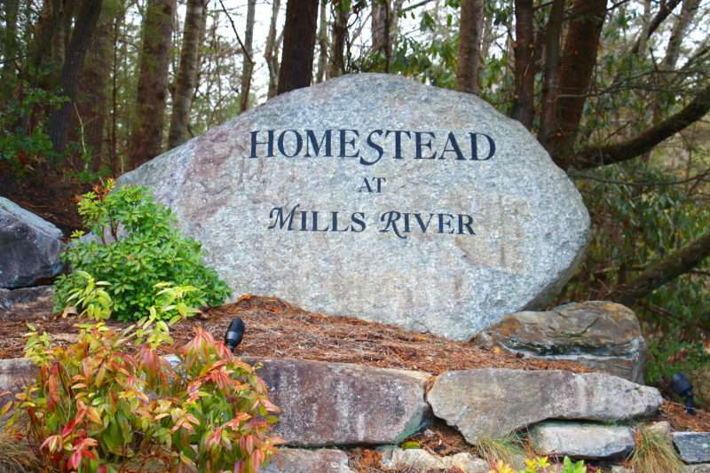 The Homestead at Mills River NC Real Estate for Sale