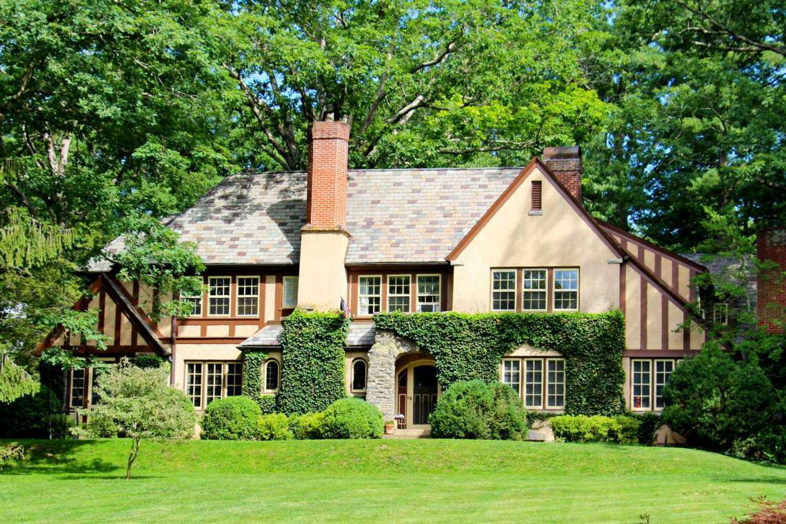 Asheville Tudor Homes for Sale