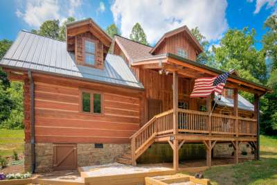 Asheville Log Cabins