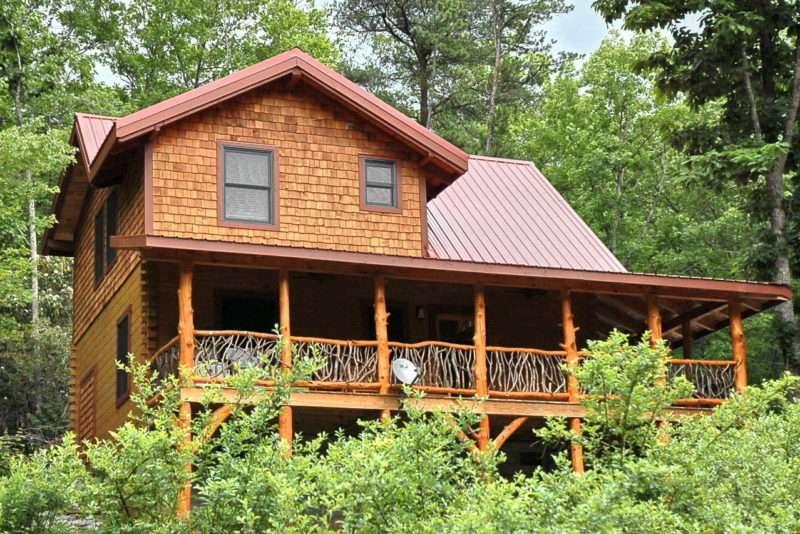 Black Mountain Cabins
