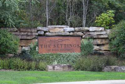 Black Mountain Homes in Gated Communities
