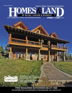 Homes and Land cover