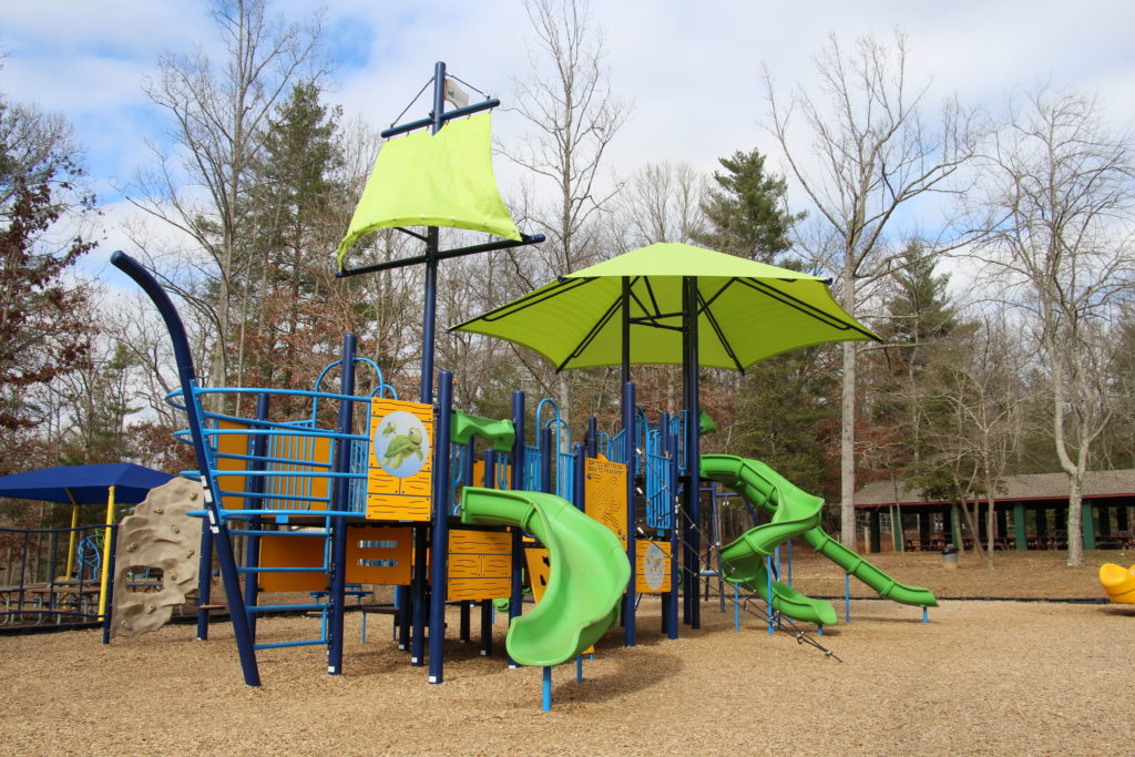 Lake Julian Park playground