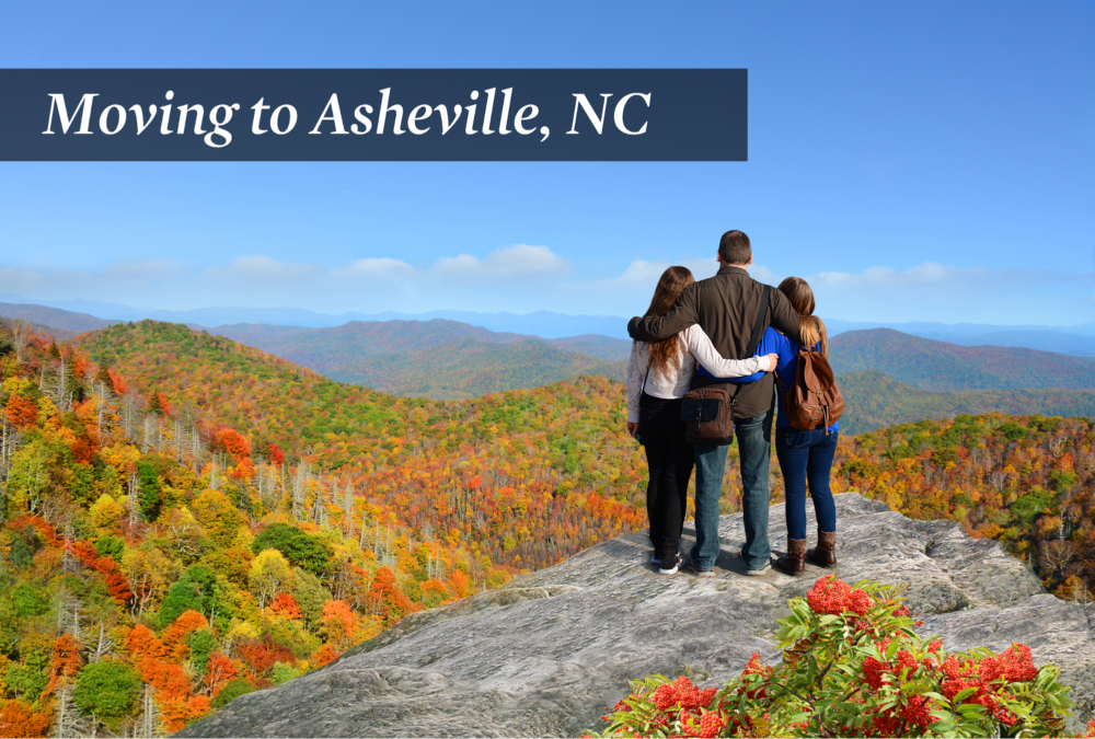 Moving to Asheville, NC