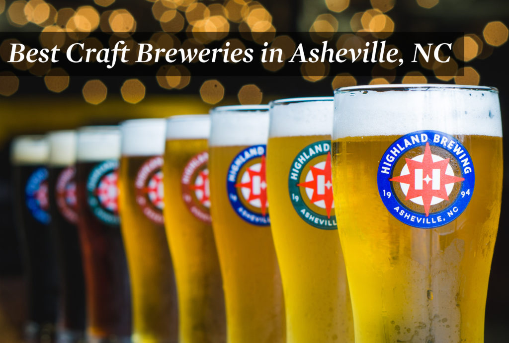 Best Breweries in Asheville, NC