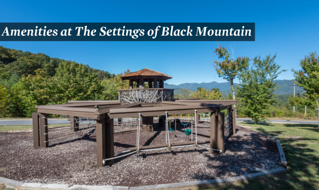 Amenities in The Settings of Black Mountain