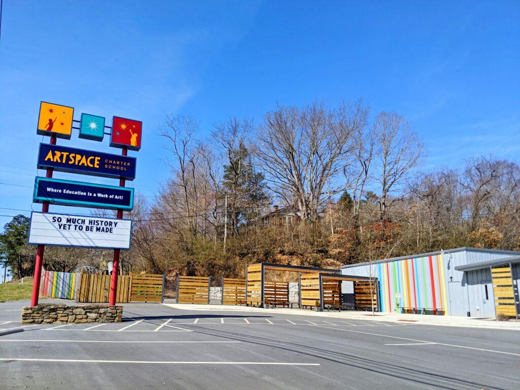 Art Space Charter School in Swannanoa, NC