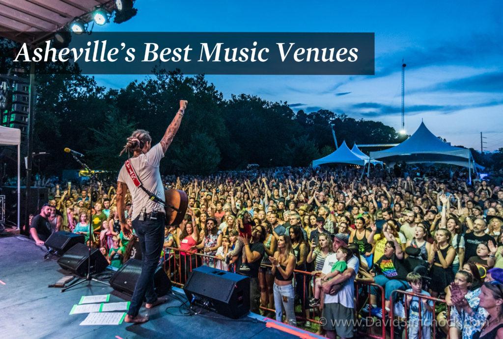 Asheville's Best Music Venues