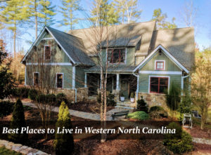 Best Places to Live in Western NC