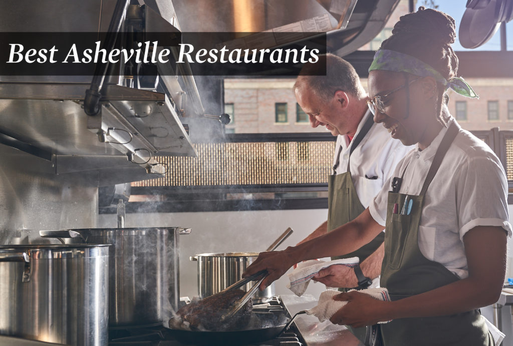 Best Restaurants in Asheville NC