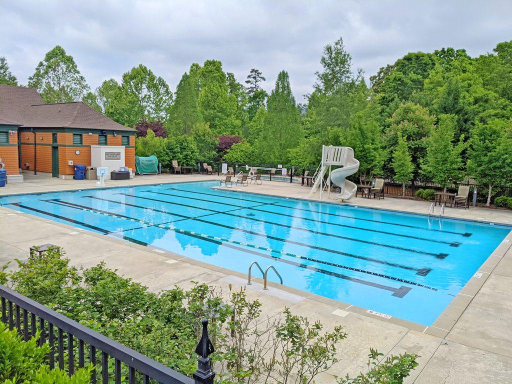 Biltmore Park Swimming Pool