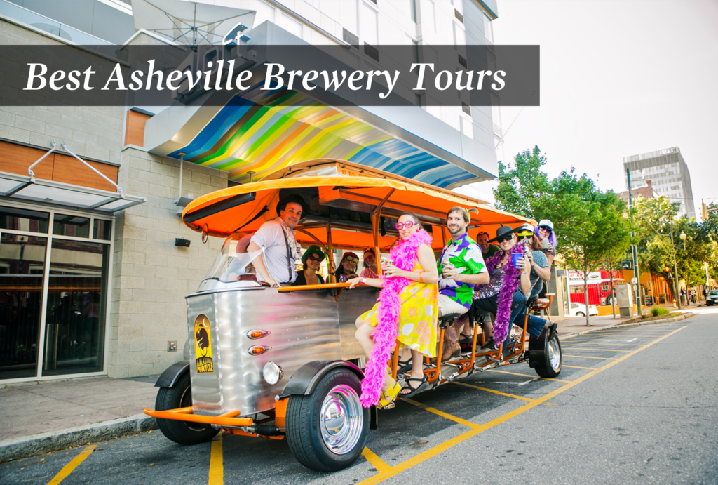 Best Asheville Brewery Tours