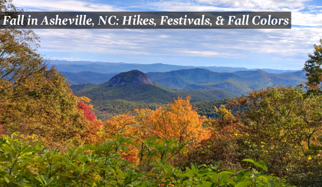 Fall in Asheville, NC - Hikes, Festivals, and Fall Colors