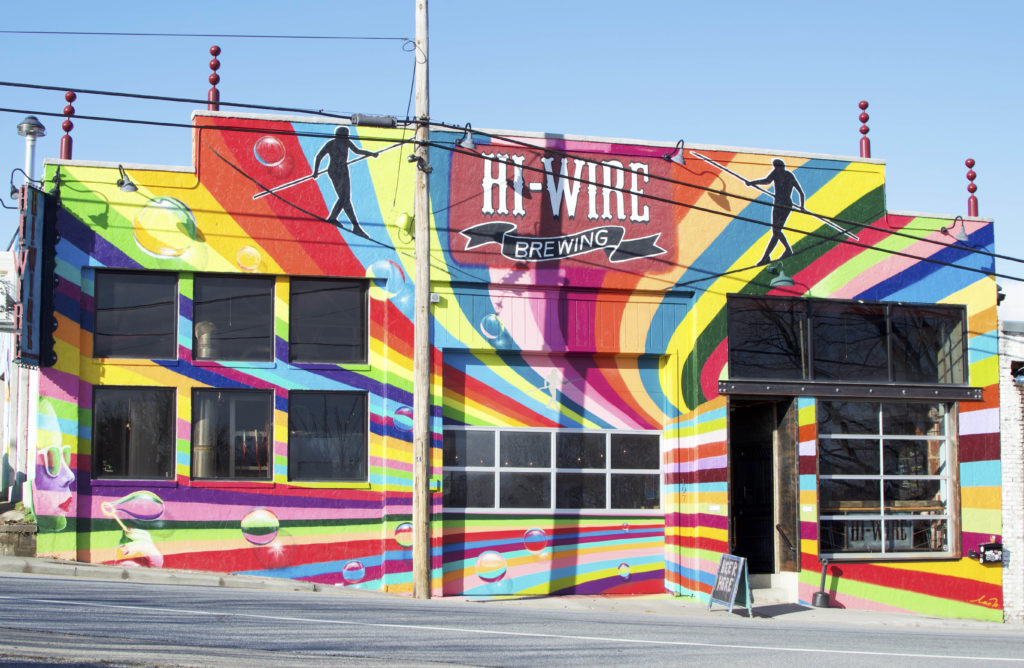 Hi-Wire Brewing - Asheville South Slope