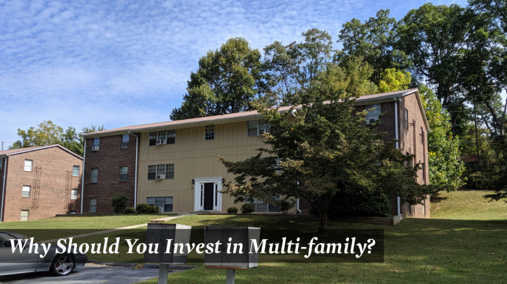 Why Should I Invest in Multi-Family?