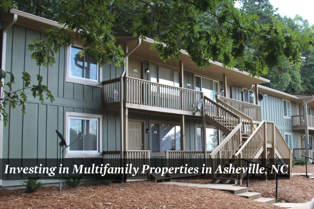 Investing in Multi-Family Real Estate, Asheville NC