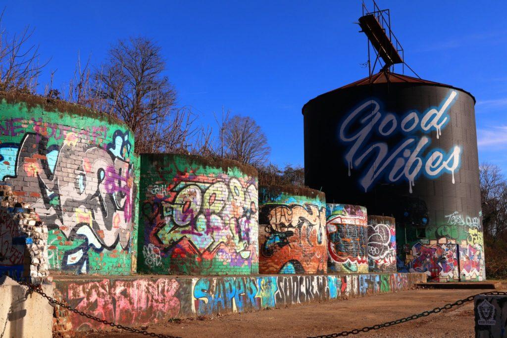 Asheville's River Arts District