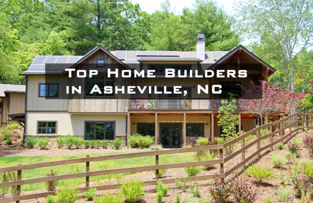 New Home in Asheville, NC