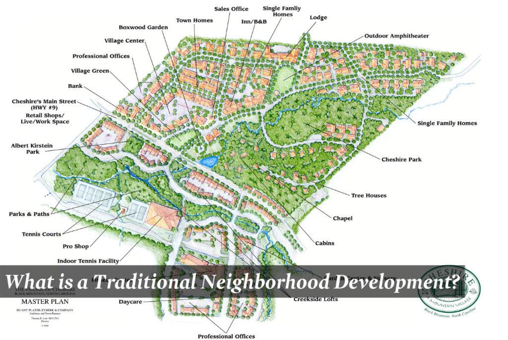 Cheshire Village Master Plan