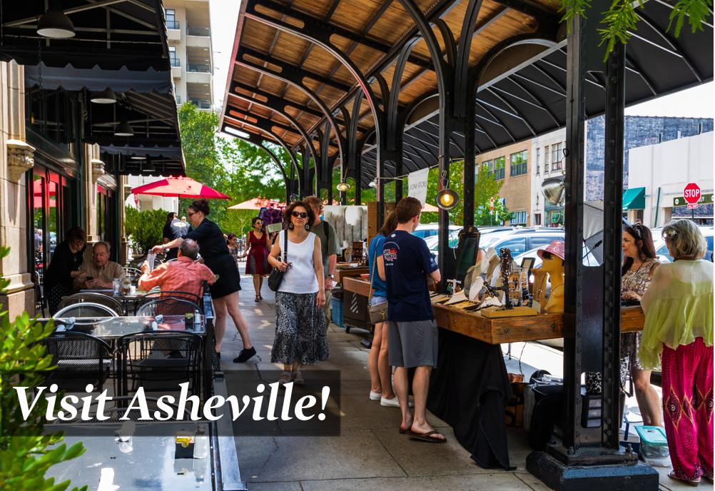 Visit Asheville