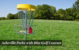 Asheville Disc Golf Courses