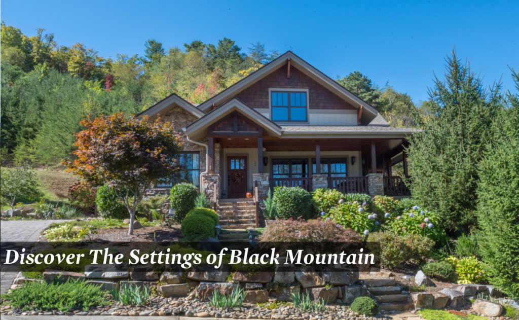 Discover The Settings of Black Mountain, NC