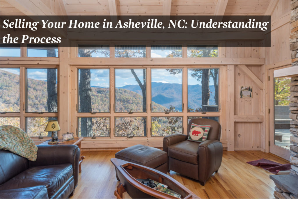 Selling a Home in Asheville, NC