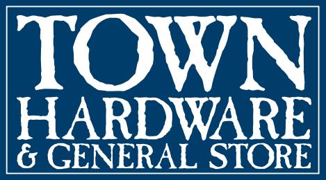 Town Hardware logo.